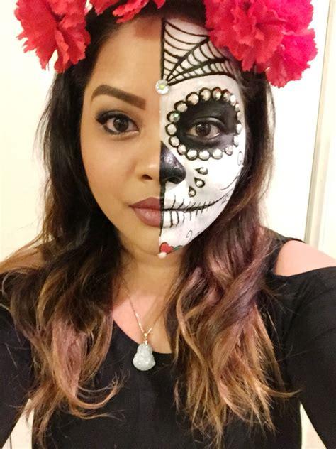 amazing halloween  face makeup ideas
