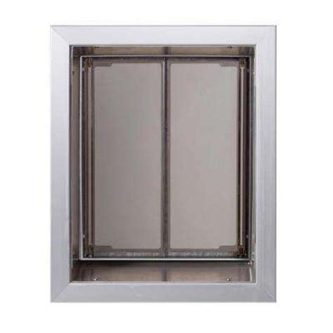 Exterior Doors With Pet Doors Pet Doors Exterior Doors Doors Windows The Home Depot