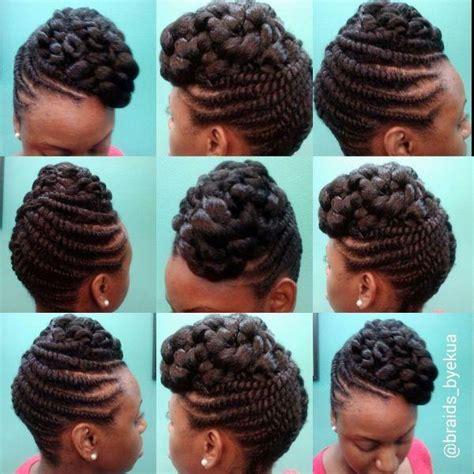 black updo hairstyles atlanta marley twist atlanta ga hairstylegalleries com