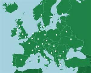 European Map Quiz by Pics Photos Map Of European Cities Quiz