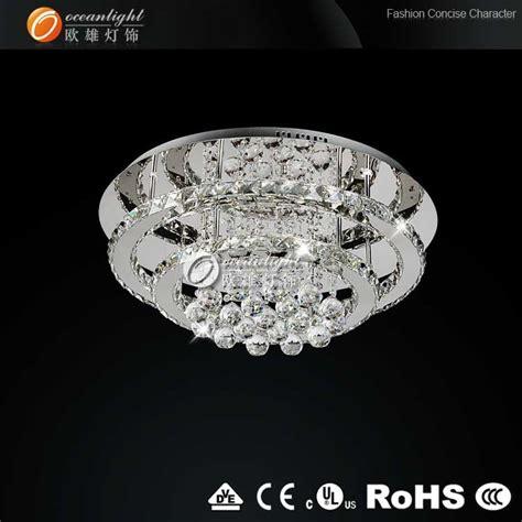 led ceiling light fittings le plafonnier de led plafonnier en cristal raccords