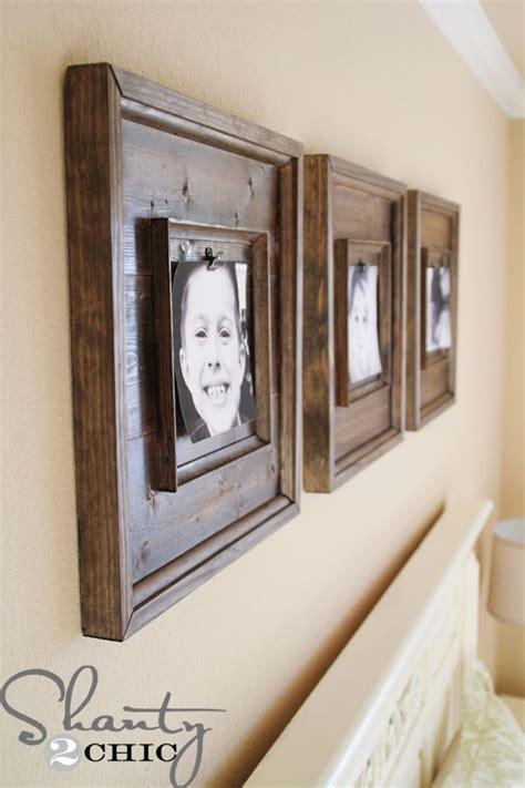 diy wall art 15 wooden frames build it diy wall