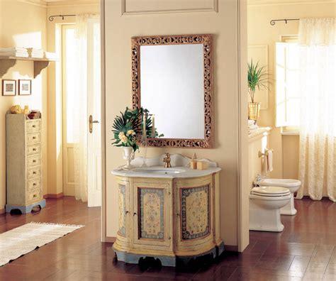 tende bagno classico mobili bagno classici con scatola classica cassettiera e