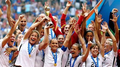 world chions usa wins 2015 fifa womens world cup u now that the world cup is over the real game begins the18