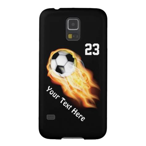 Chelsea Your Name Number Samsung Galaxy S5 Custom cool flaming soccer phone cases new galaxy s5 zazzle au