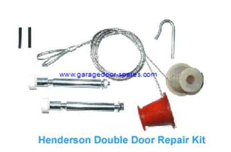 Garage Door Repair Kit henderson garage door repair kit garage door spares