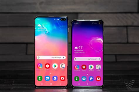 Samsung Galaxy A80 Vs S10 Plus by Samsung Galaxy S10 Announced Price On And Release Date The Verge
