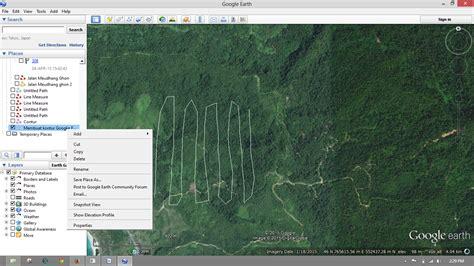 membuat video google earth membuat kontur google earth dengan autocad cad of autocad