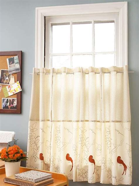 sew window curtains no sew diy curtains and shades