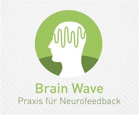 Brain Wave logo design f 252 r brain wave design print promo