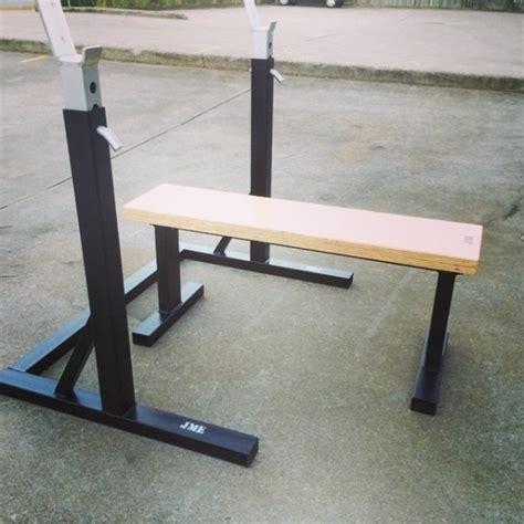 old school bench jme v5 squat stand old school bench combo jme