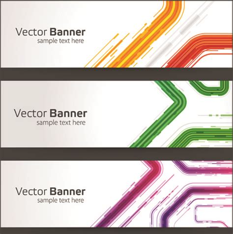 exhaust header design software free download creative website headers banner vector set free vector in