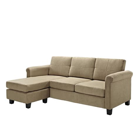 living spaces sectional sofas dorel living small spaces sectional chaise sofa dorel