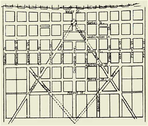 washington dc map masonic symbols freemasons for dummies july 2009