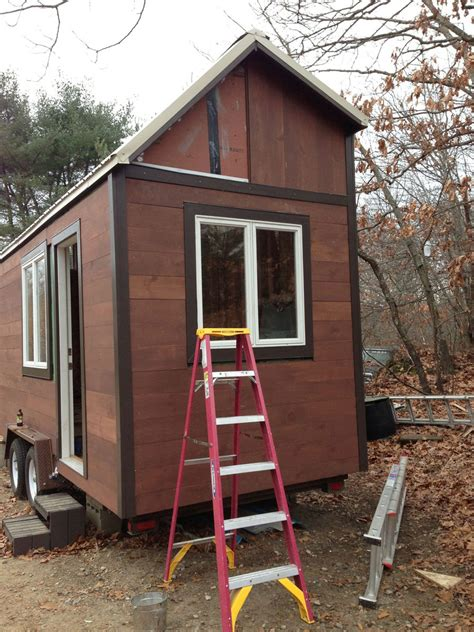 Small Homes Raleigh Nc Moonshot Lean To Tiny House Swoon
