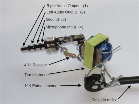 Sale 4 Poles Mic Type Diy 35mm Replacement Oyaide I Straigh wiring diagram get free help tips headphone wiring