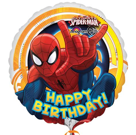 Spiderman Happy Birthday Meme - happy birthday spiderman www pixshark com images