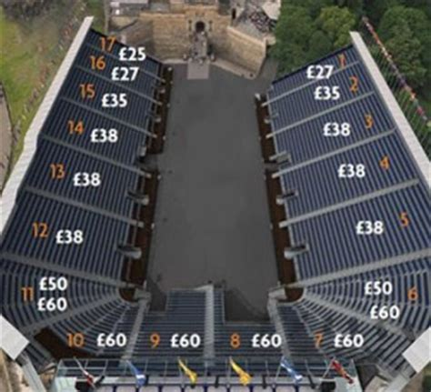 tattoo edinburgh seating plan all you need to know about the edinburgh tattoo