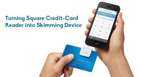 how to make a credit card reader hacker finds how easy is to money using square