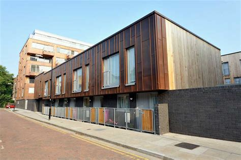 bradley house east london houses homes new property e architect