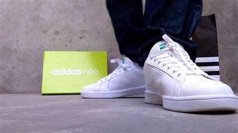 Adidas Neo Advantage Whitegreen adidas neo advantage white green kenmore cleaning co uk