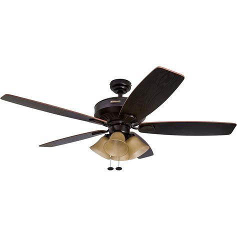 ceiling fan outlet store honeywell birnham ceiling ffan rubbed bronze finish