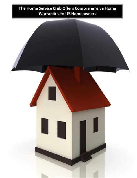 the home service club offers comprehensive home warranties