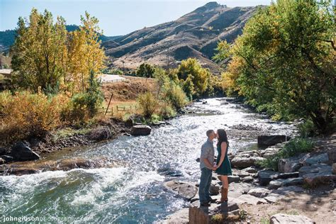 Golden Colorado Fall Engagement   Erin & Chad   John