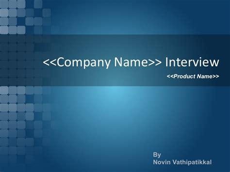 Sales Interview Presentation Powerpoint Templates Sales Presentation