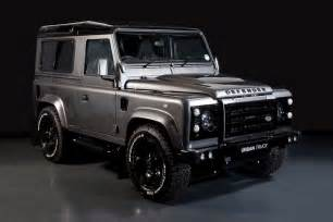 truck s land rover defender ultimate edition 95 octane