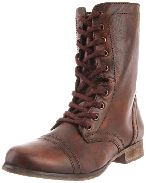steve madden womens combat boots steve madden s troopa boot visuall co