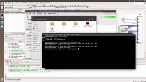 embedded linux tutorial youtube how to boot embedded linux on altera nios ii youtube