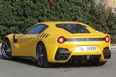 ferrari back ferrari has officially separated from fiat chrysler
