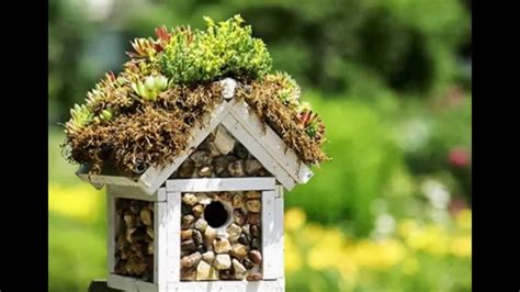 vogelhaus selber bauen anleitung und bauplan youtube
