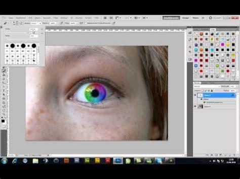 tutorial photoshop cs5 deutsch tutorial photoshop cs5 regenbogen augenfarbe deutsch