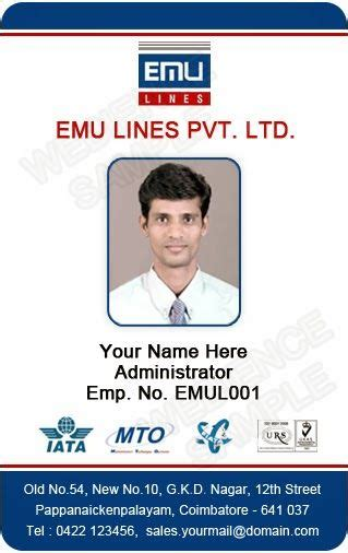 Home School Id Card Photoshop Template by Id Card Templates Free Id Cards Card