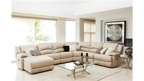 modular recliner lounge almere leather modular recliner lounge suite lounges
