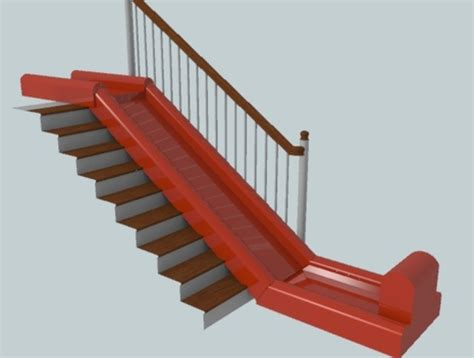 The Sliderider Makes Your Stairs Into A Slide Homes And Hues Stair Slide