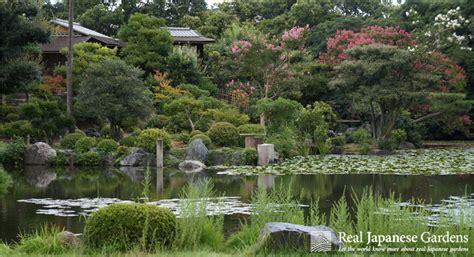 real japanese gardens shōsei en kikoku tei real japanese gardens