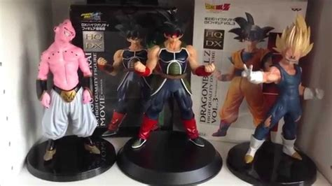 Banpresto Figure Collection Vegeta hq dx banpresto figurines japan bardock majin