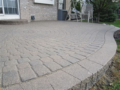 Cost Of Pavers Patio Brick Pavers Canton Plymouth Northville Novi Michigan Repair Cleaning Sealing