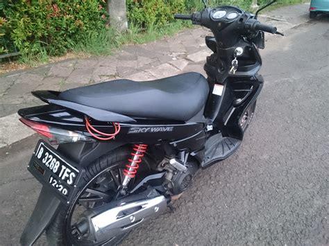 Jual Suzuki Skywave Nr 2010 Malang clbk lagi suzuki skywave emang unforgettable bikez