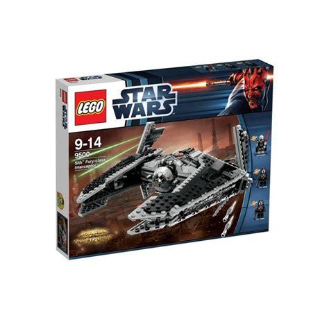 Lego 9500 Wars Sith Fury Class Interceptor lego wars 9500 sith fury class interceptor kollectobil