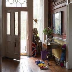 Foyer Flooring Ideas Traditional Hallway With Wooden Floor Hallway Ideas
