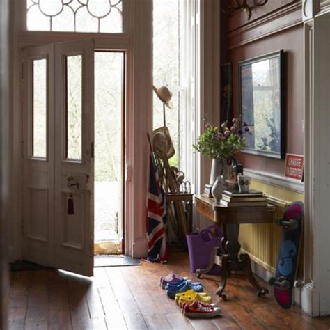 home entryway traditional hallway with wooden floor hallway ideas