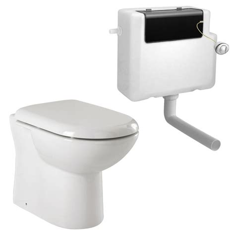 Plumb Back To Wall Toilet by 25 Best Ideas About Concealed Cistern On