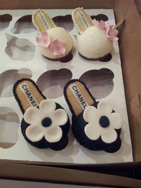shoe cupcakes cakes  cupcakes pinterest shoes