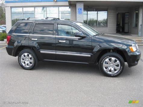 2008 Jeep Grand Overland 2008 Black Jeep Grand Overland 4x4 29483696