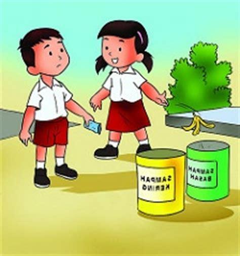 gambar kebersihan lingkungan tempat tinggal kumpulan gambar