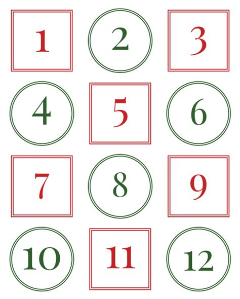 How Do You Print Calendar From 5 Key Elements Of An Awesome Diy Advent Calendar With